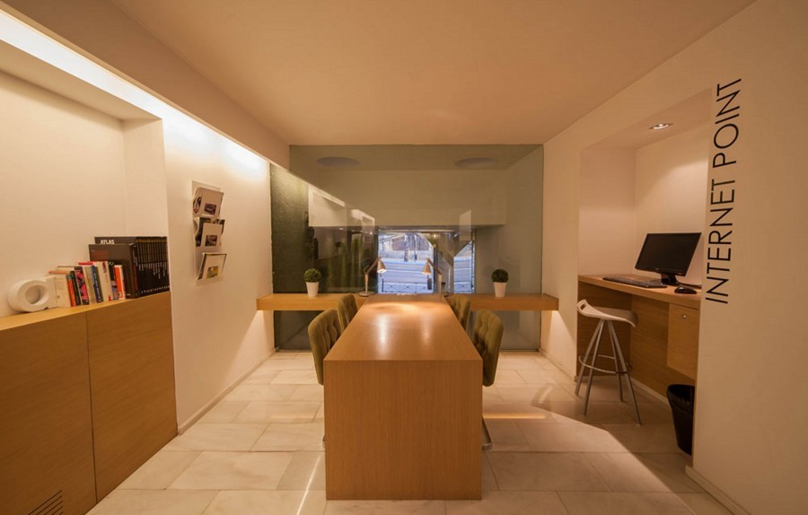 Large Studio of 30m2 in the heart of Madrid next to Plaza de España