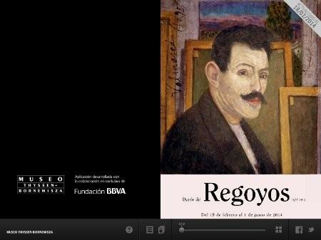 Darío Regoyos. Museo Thyssen-Bornemisza