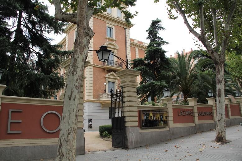 Día de la Accesibilidad el 29M en El Museo Lázaro Galdiano. Visita guiada accesible.