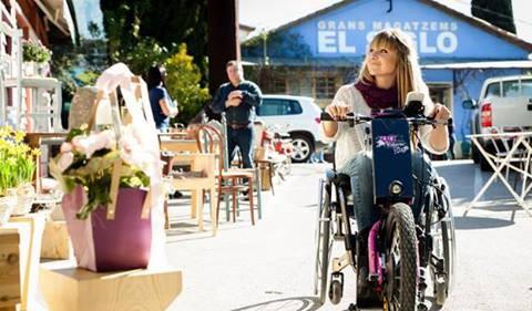 Batec, la revolución en las sillas de ruedas