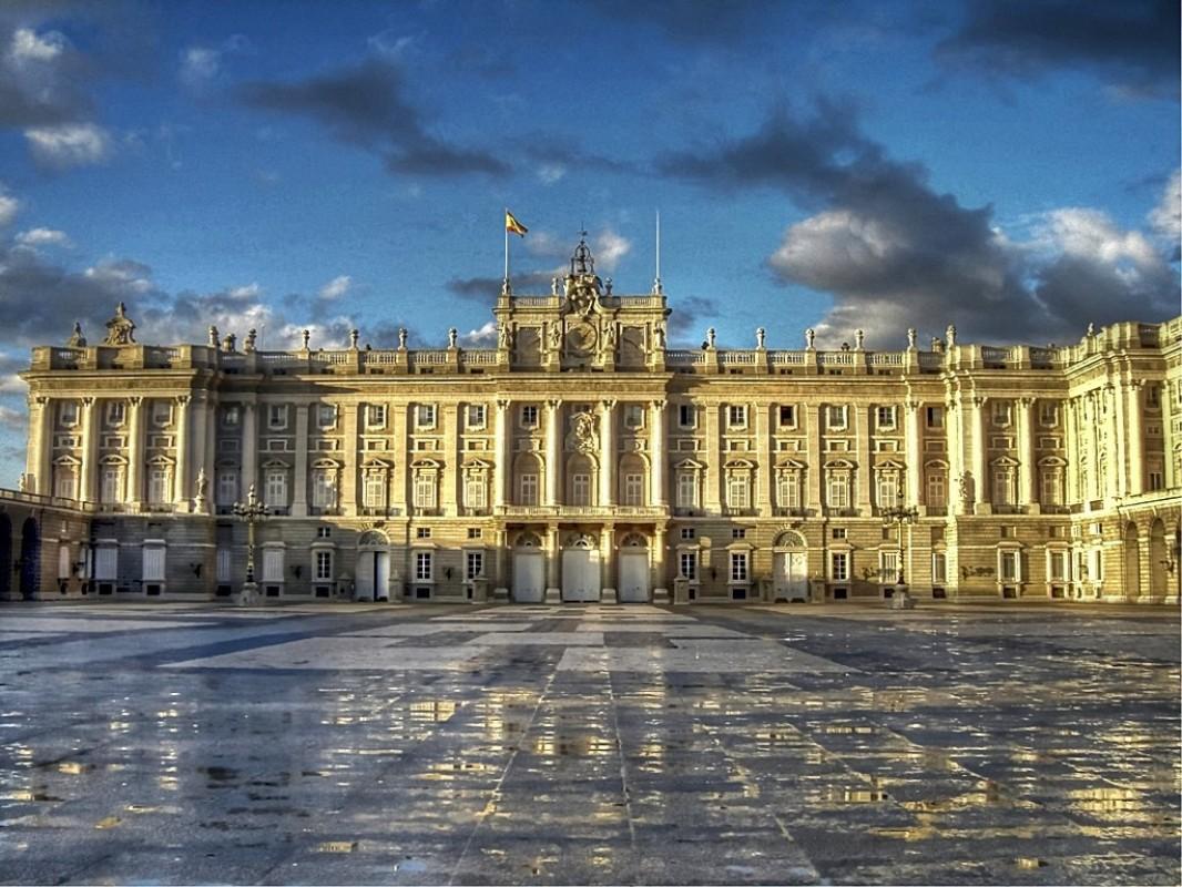 Visitas gratis al Palacio Real. Un regalo de Reyes!