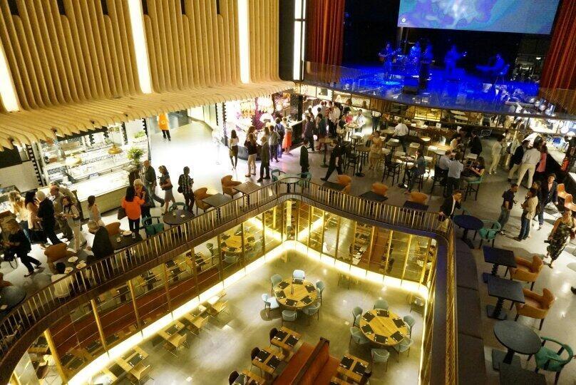 Platea, el nuevo templo gastronómico en Madrid