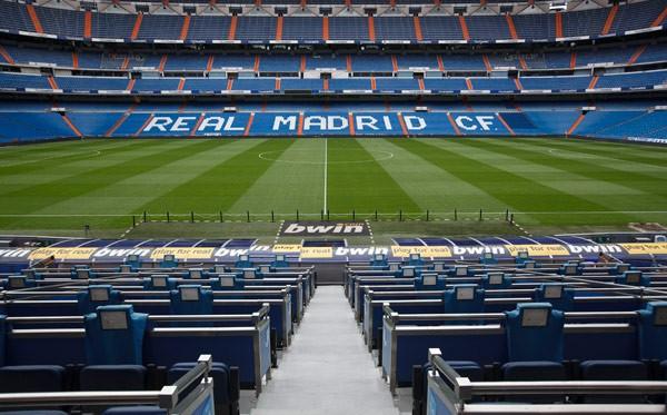 Visita al Estadio Santiago Bernabéu Real Madrid