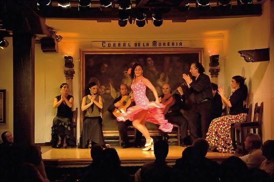 El Corral del la Morería, puro flamenco en Madrid