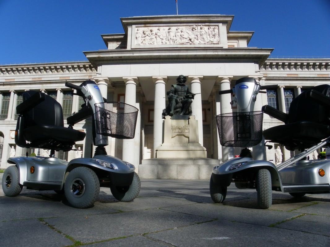 Nuevo servicio de venta online de scooters