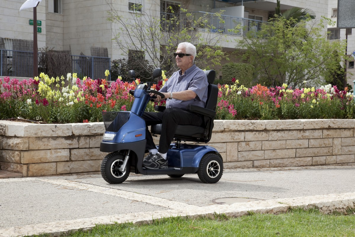 Electric Mobility Scooter Buying Guide