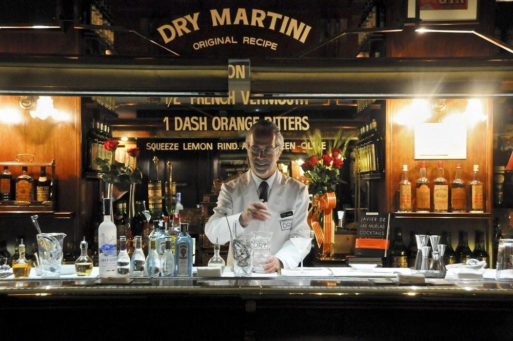 Dry by Javier de las Muelas. El Cocktail Bar