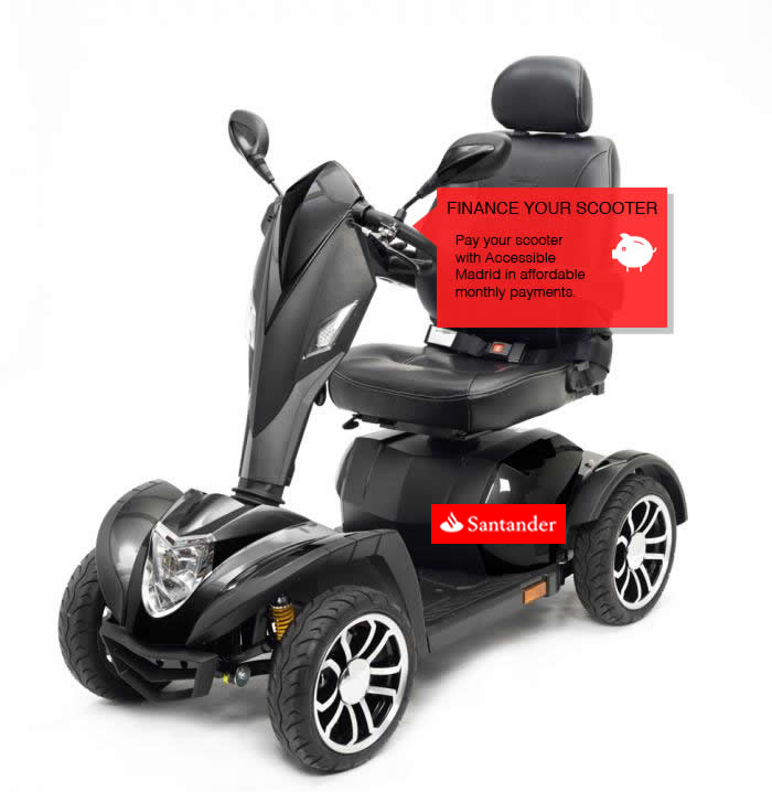 Finance your scooter with us!