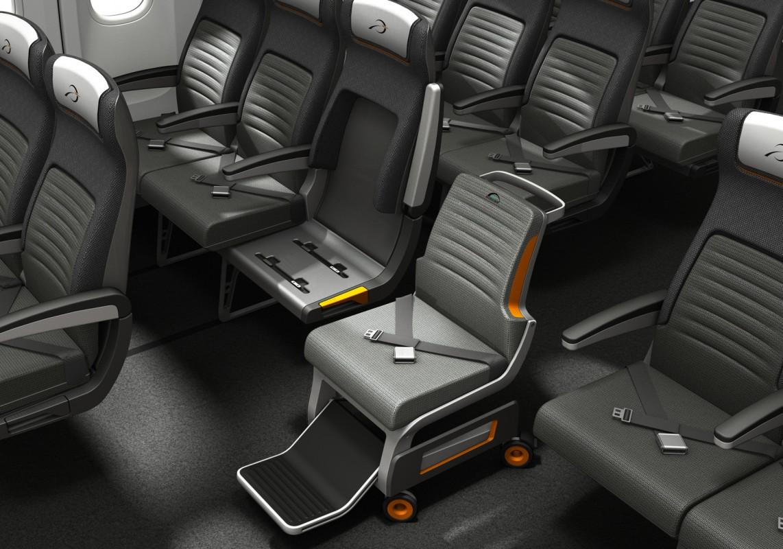 Air Access. Viajar en avión para todos