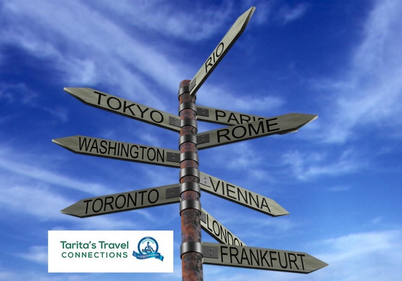 Tarita´s Travel Connections. Vacaciones para todos