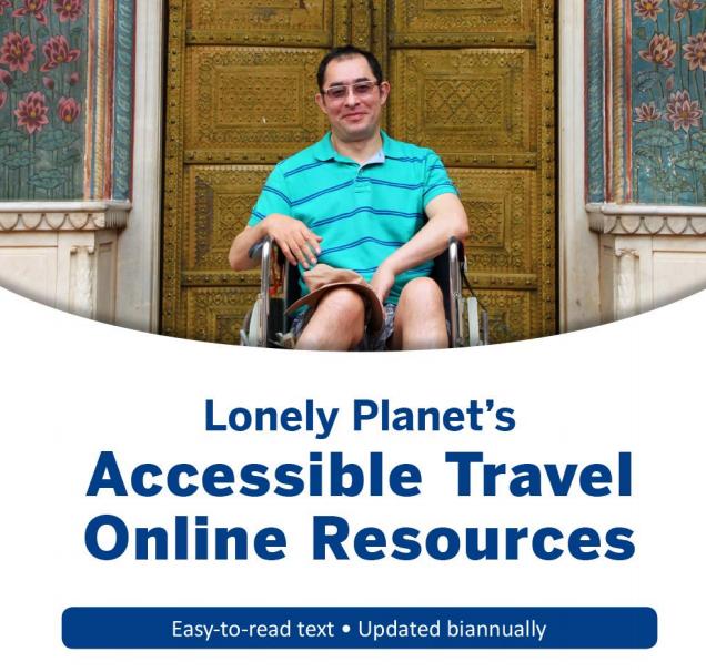 Lonely Planet. Guía de viajes accesibles