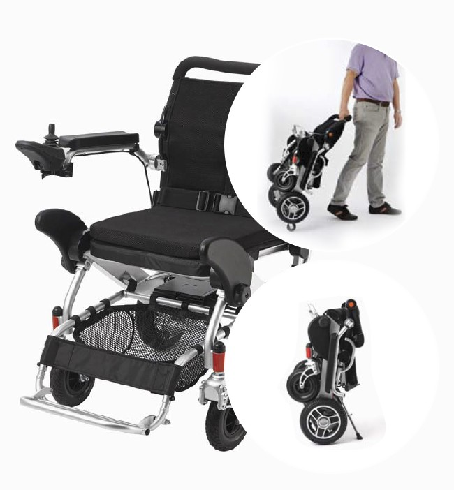 Light&foldable power chairs. Buying Tips