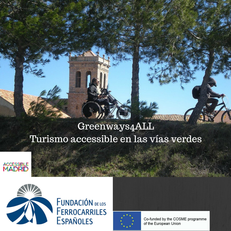 Proyecto Europeo - Greenways4All