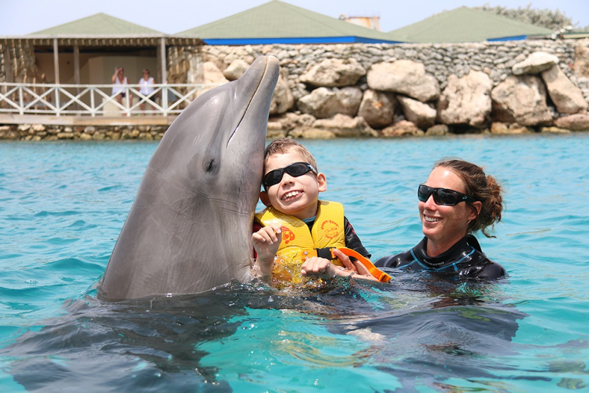 Curacao Dolphin Therapy Center
