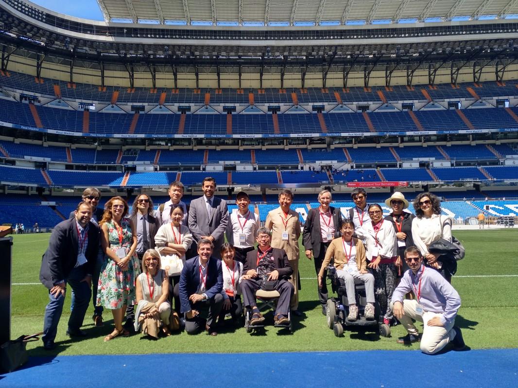 Viaje de estudio del Turismo Accesible en Madrid
