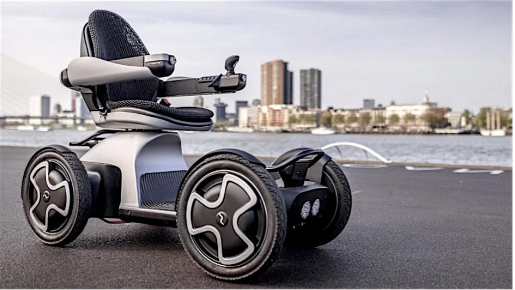 Scoozy Mobility Scooter