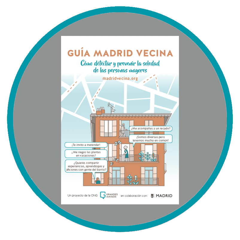 Accessible Madrid supports MADRID VECINA