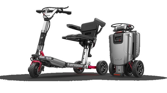 Scooter plegable de movilidad Moving Life ATTO