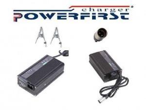 Cargador 24v 8ah para baterías de plomo