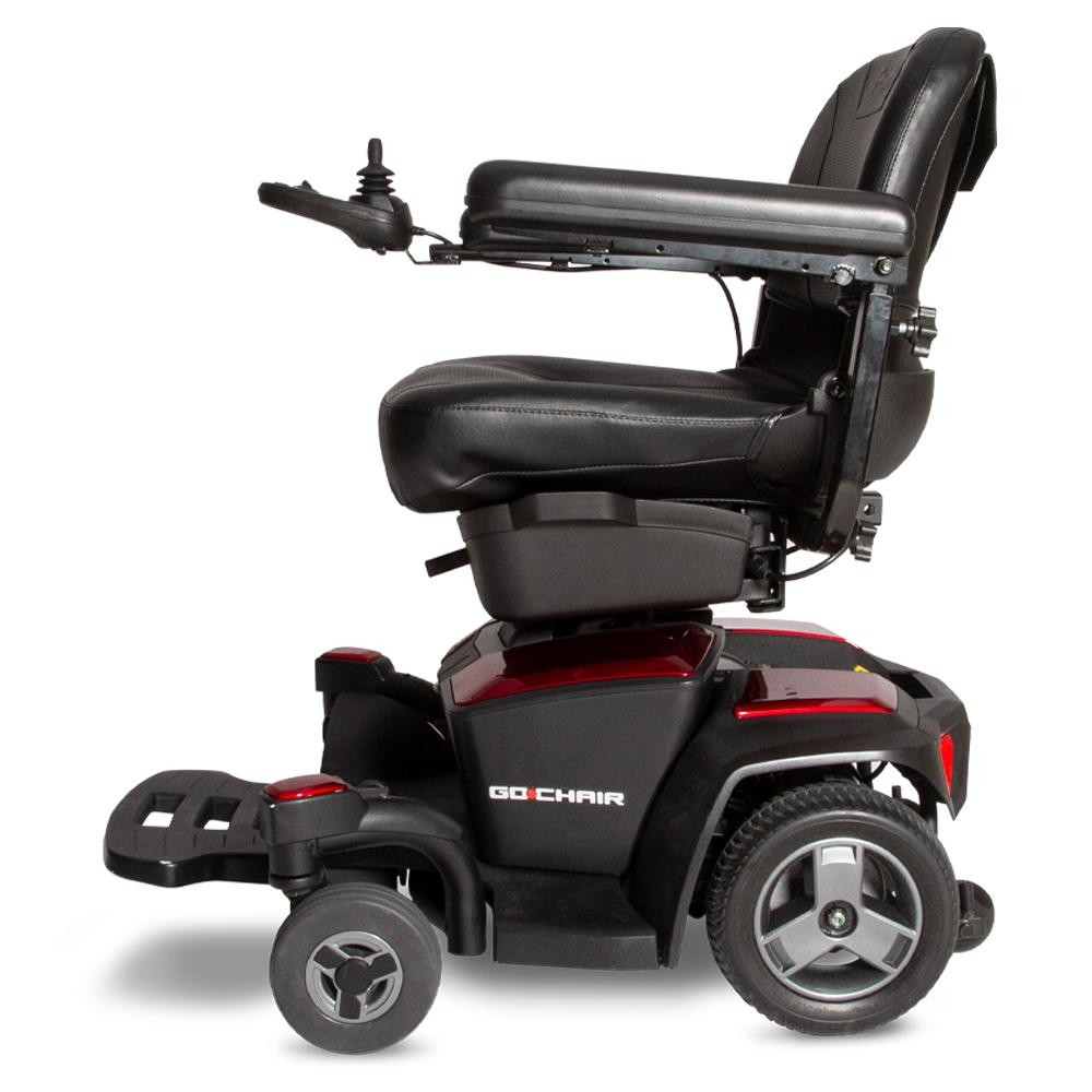 Pride Go Chair silla de ruedas eléctrica desmontable ligera