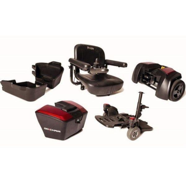Pride Go Chair Portable Power Chair