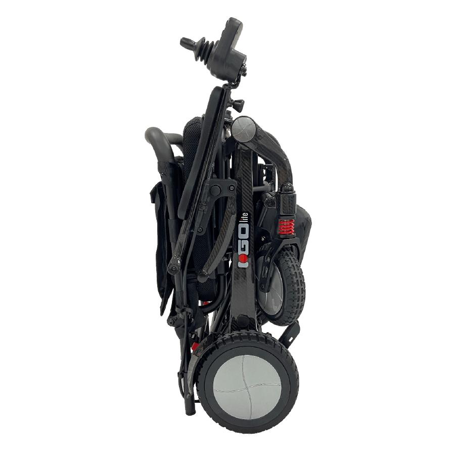 Pride i-Go Lite silla eléctrica plegable ultraligera