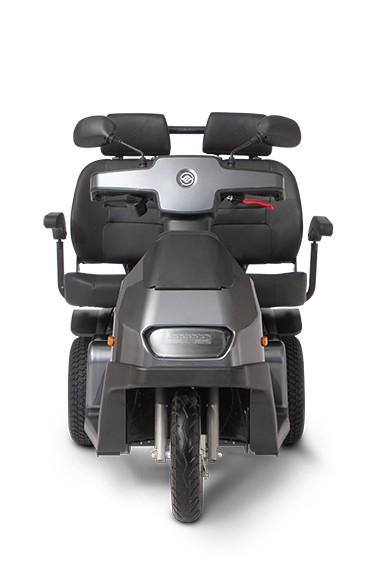 Afiscooter S3WD Dual Seat