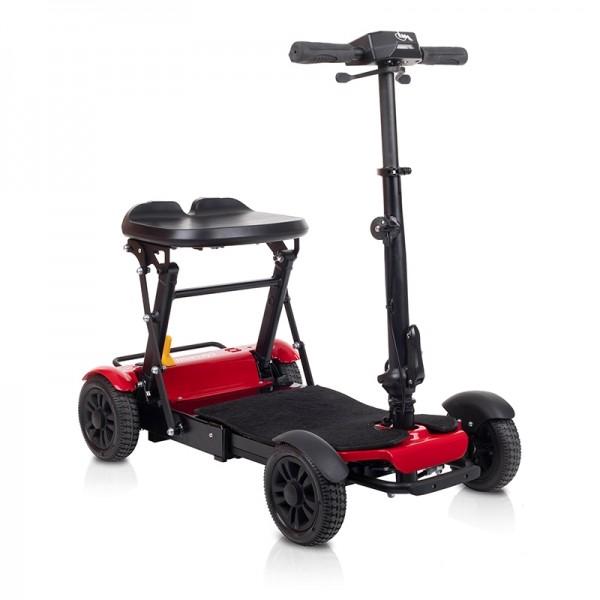 Scooter de movilidad plegable extensible Córcega