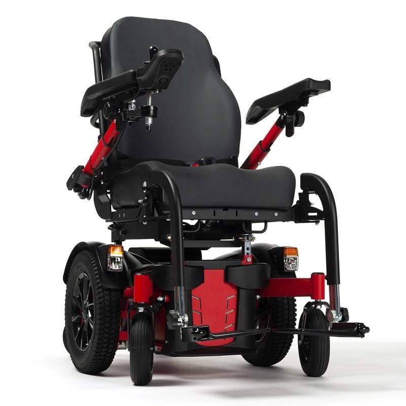 Vermeiren Sigma silla de ruedas eléctrica de tracción central