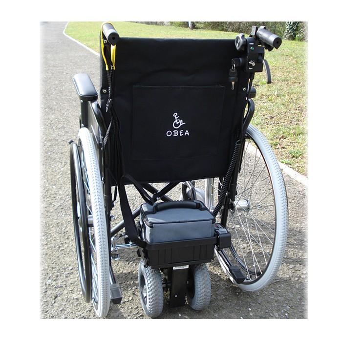 Motorchair para Acompañantes