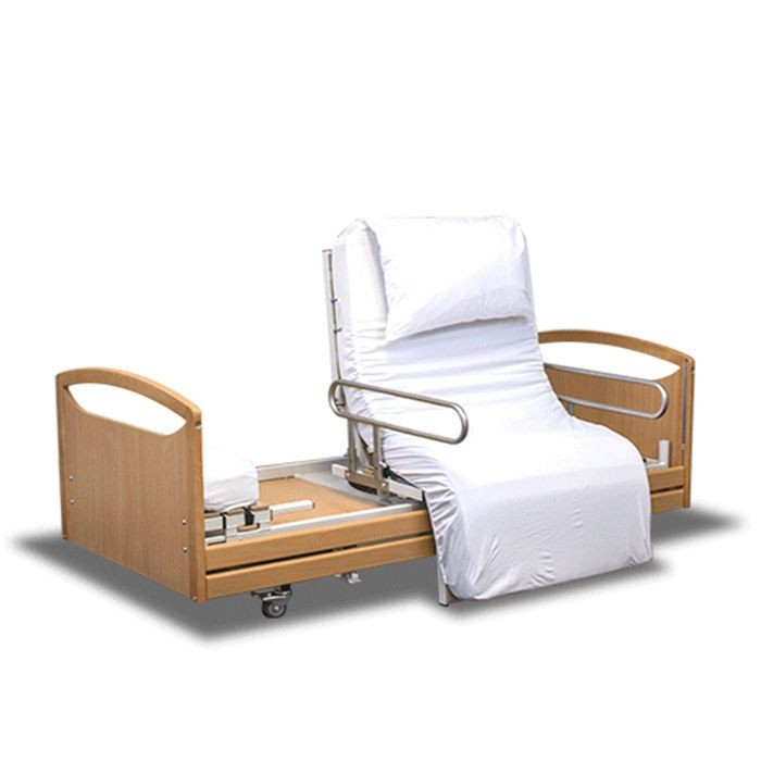 Rota Pro Rotational Low Chair Bed