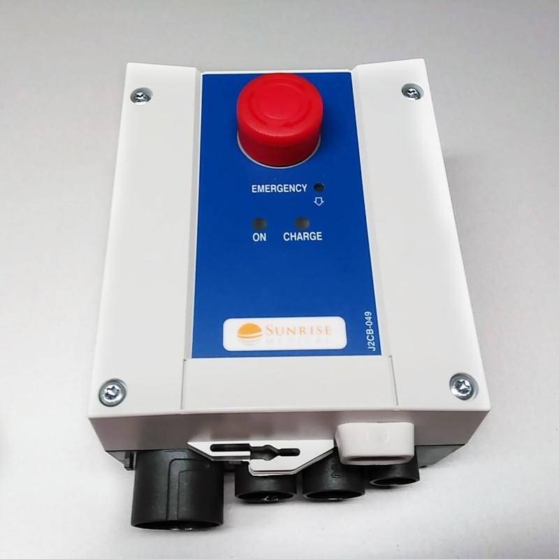 Control box for Sunlift hoists: Micro, Mini, Midi and Major