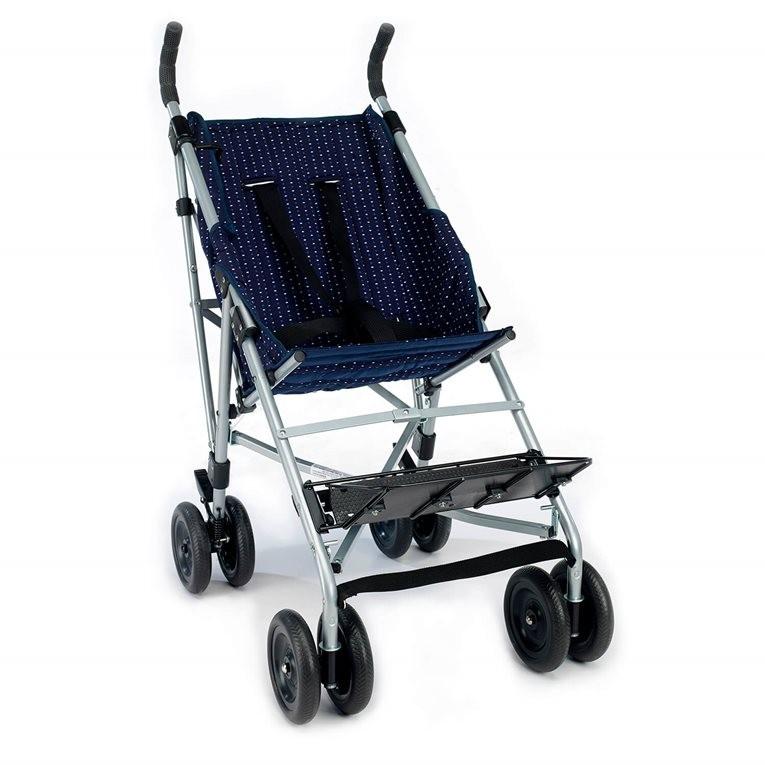 Silla de paseo Paraguas respaldo reclinable