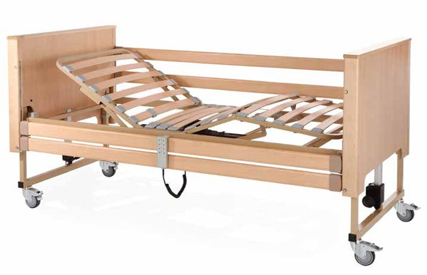 TEIDE Adjustable bed with lift