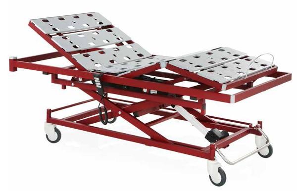 LEZA PLUS adjustable bed with lift - 90cm