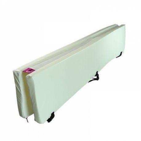 PVC railing protector