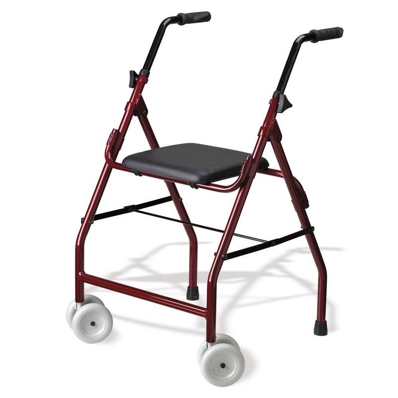 Aluminum Mini Roler walker