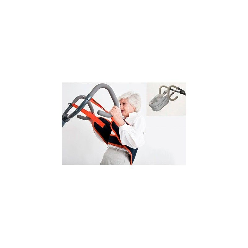 Elev Up Crane Chest Band Harness