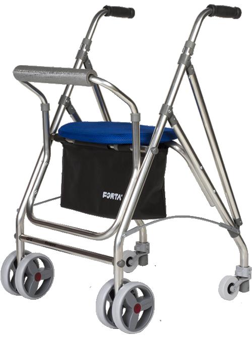Kanguro 4-wheel walker