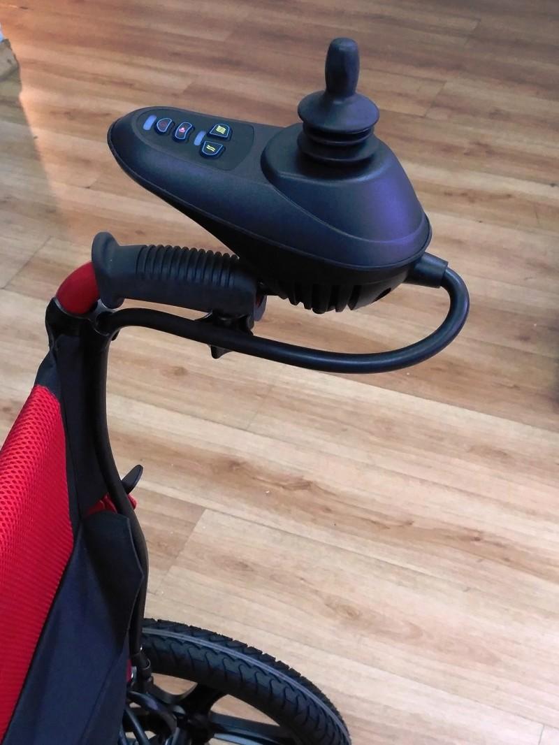 Adaptación Joystick Libercar Power Chair Sport