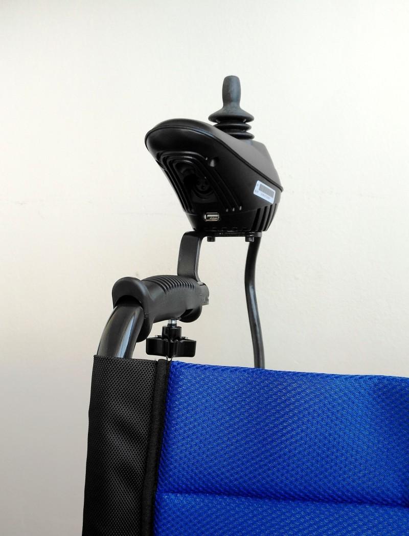 Adaptación Joystick Libercar Power Chair