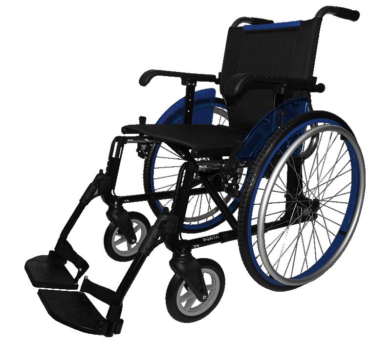 Forta Line silla de ruedas manual ligera autopropulsable