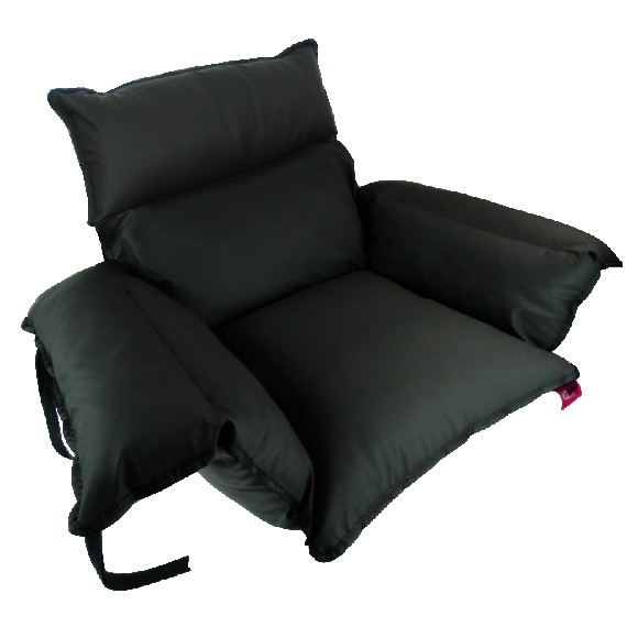 Saniluxe Padded Cover Graphite