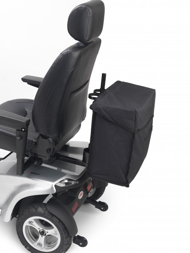 Tail bag + saddle bag Apex Tauro / Galaxy