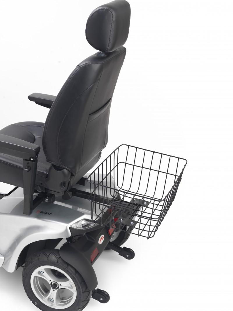 Apex Tauro / Galaxy rear basket