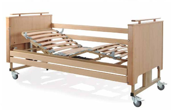 Aneto adjustable bed with vertical electric lift