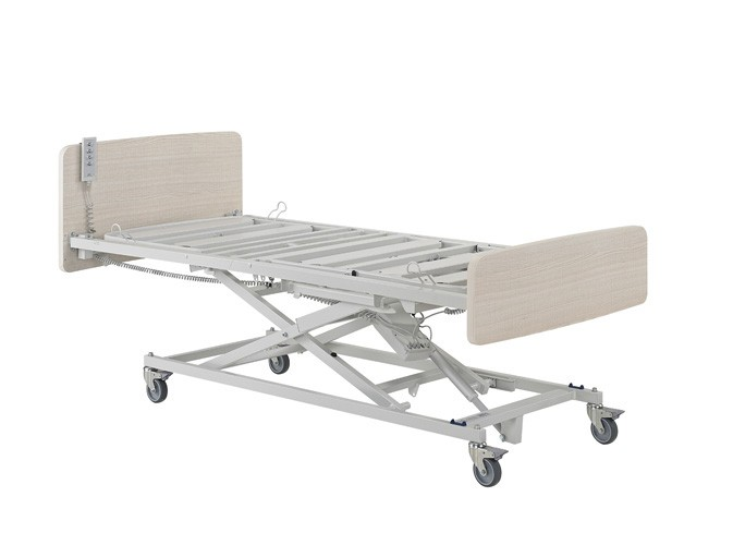 Adjustable bed with Xprim 3 lift