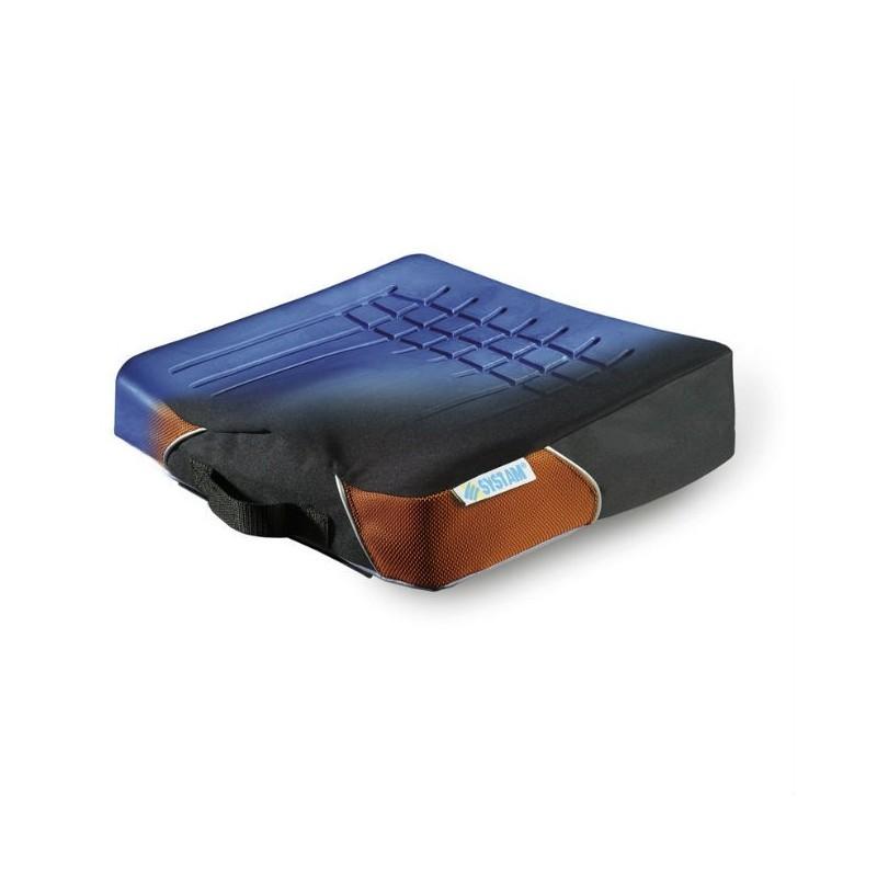 Viscoflex Plus - Ergonomic viscoelastic anti-decubitus cushion - C9