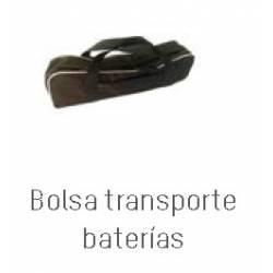 Bolsa baterías i-explorer