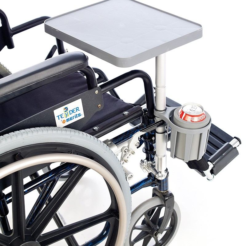 Mesita auxiliar para silla de ruedas Spa/Discovery